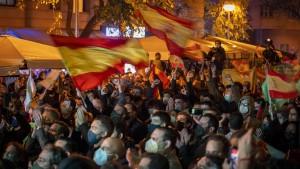 Werden Spaniens Konservative von den Rechtspopulisten überholt?
