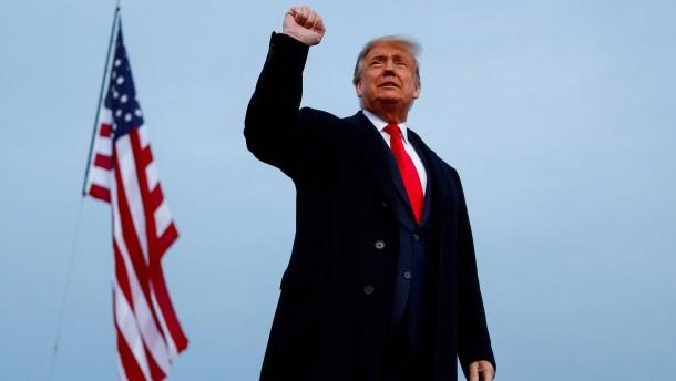Trump verschärft Machtkampf um Supreme Court