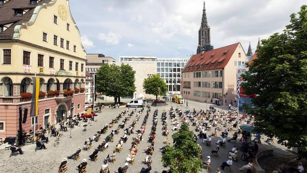 Wie das Ulmer Stadtarchiv die Pandemie dokumentiert