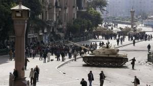 Die Narben der Tahrir-Revolution