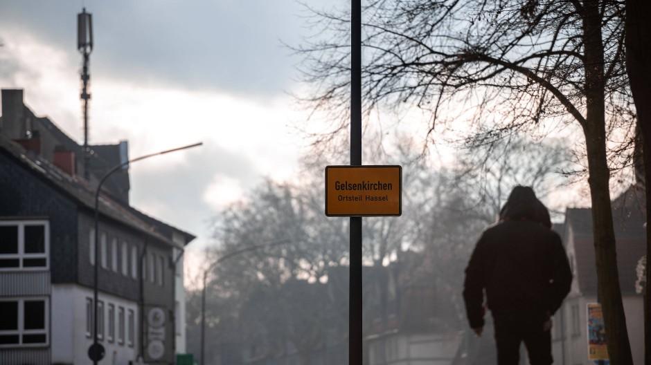 Mahnendes Vorbild: Gelsenkirchen hat wirtschaftlich zu kämpfen.