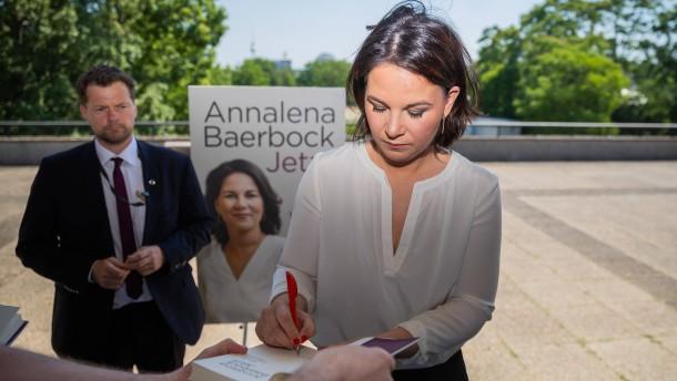 Baerbocks Pakt mit der Wirtschaft