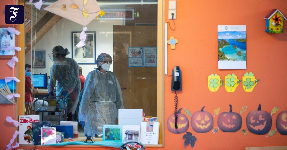 Pflegekräfte sind unzureichend vor Corona geschützt