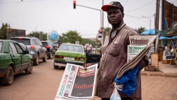 Frankreichs Scheitern in der Sahel-Region