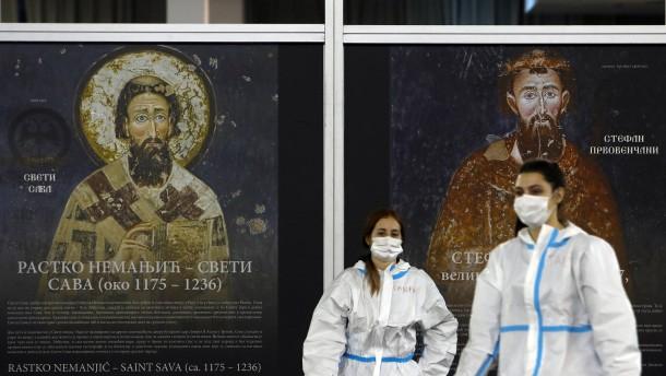 Wo Pekings Impfdiplomatie an ihre Grenzen stößt