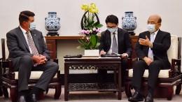 Plant China einen Angriff auf Taiwan?