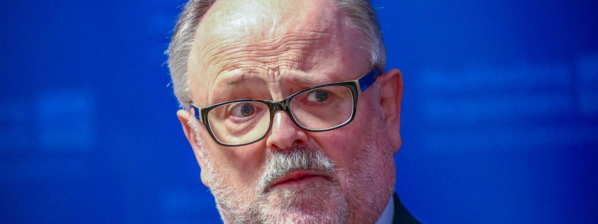 Innenminister Renz entlässt Landesverfassungsschutz-Chef Müller