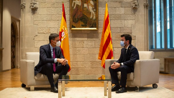 Neuer Anlauf für Katalonien