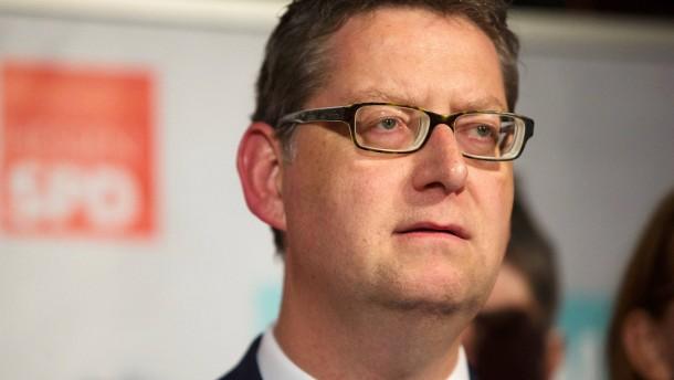 Hessens SPD-Chef Schäfer-Gümbel wechselt in die Entwicklungshilfe