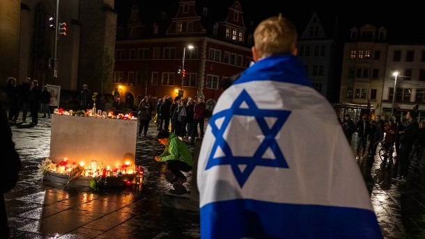 Der Täter wollte Juden töten