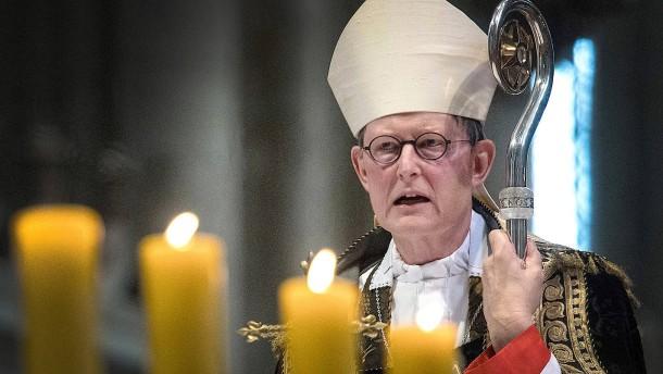 Kleriker, die sich hinter dem Rechtsstaat verstecken