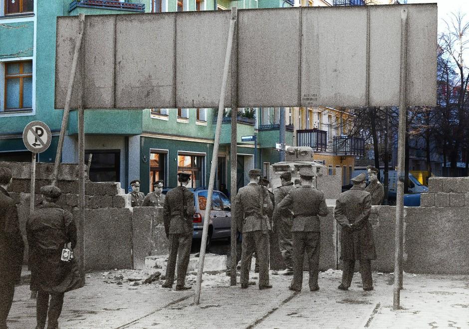 Neukölln angrenzend an Treptow, Elsen-/Ecke Heidelberger Straße: Im Juni 1962 gelang 20 Menschen – darunter mehrere Kinder – in der Heidelberger Straße 28 eine Tunnelflucht. Der Stollen, etwa 30 bis 40 Meter lang, war vom Keller der Gaststätte Heidelberger Krug in Neukölln bis zum Keller eines Fotogeschäfts in Treptow gegraben worden. Wenige Monate zuvor, am 27. März 1962, war unweit in der Heidelberger Straße 75 der 27-jährige Fluchthelfer Heinz Jercha erschossen worden, als er anderen durch einen Tunnel zur Flucht in den Westen verhelfen wollte.
