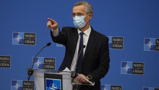 Der NATO-Chef gibt Kabul die Schuld