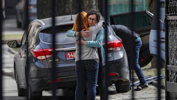 Prag streitet über Explosion in Munitionsdepot