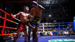 Ring frei für Thailands Kinderboxer