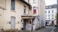 Viele Häuser in der Dürener Nordstadt sind in einem grauenvollen Zustand.