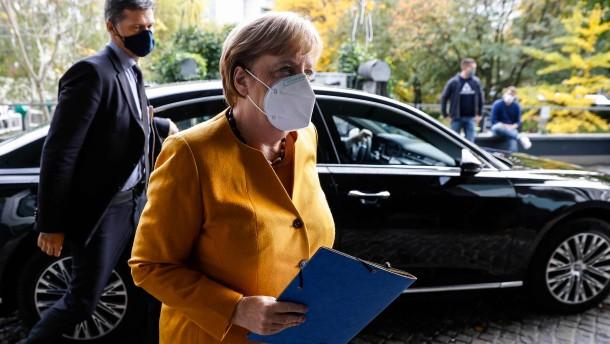 Bundeskanzlerin schließt Lockerungen vorerst aus