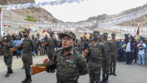 Indien bringt tibetische Geheimtruppe gegen China in Stellung