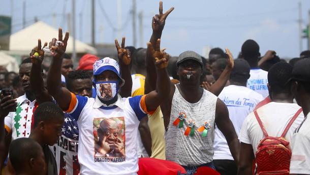 Laurent Gbagbo kehrt in die Elfenbeinküste zurück
