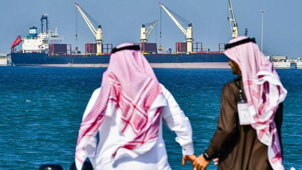 Wie Saudi-Arabien vom fallenden Ölpreis profitiert