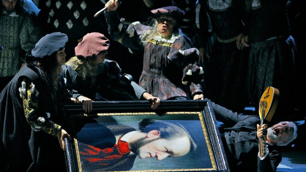 """Richard Wagner war radikaler als Karl Marx"""