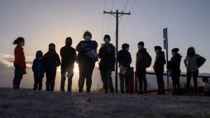 Eine Migrationskrise, die nicht so heißen darf