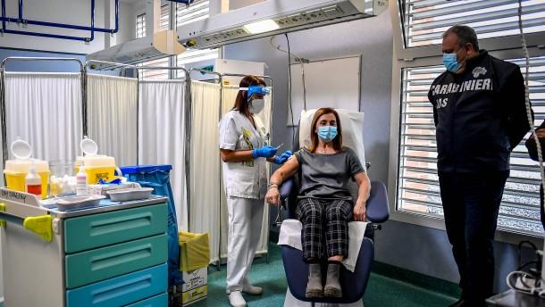 Impfpflicht für Krankenhauspersonal?