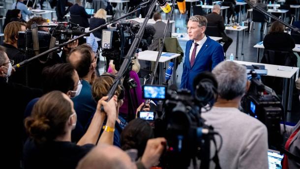 Der Parteitag folgt Björn Höcke