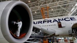 Fondsanleger machen A380 zum Ersatzteillager