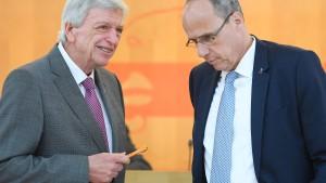 Bouffiers potentieller Nachfolger gerät ins Wanken