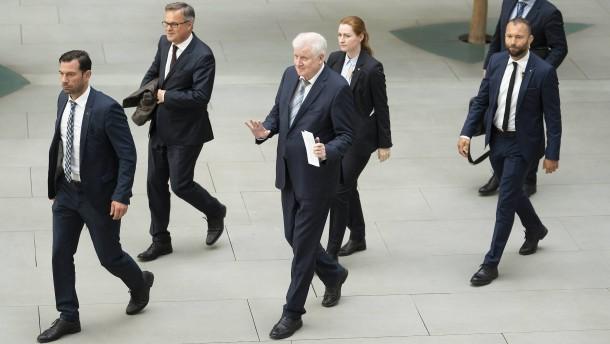 Seehofers Rückkehr zur europäischen Idee