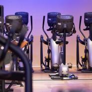 Auch Fitnessstudios haben geschlossen.