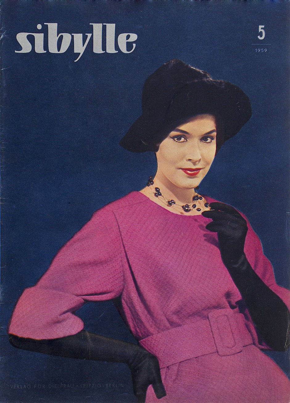 Sibylle 5/1959, Cover