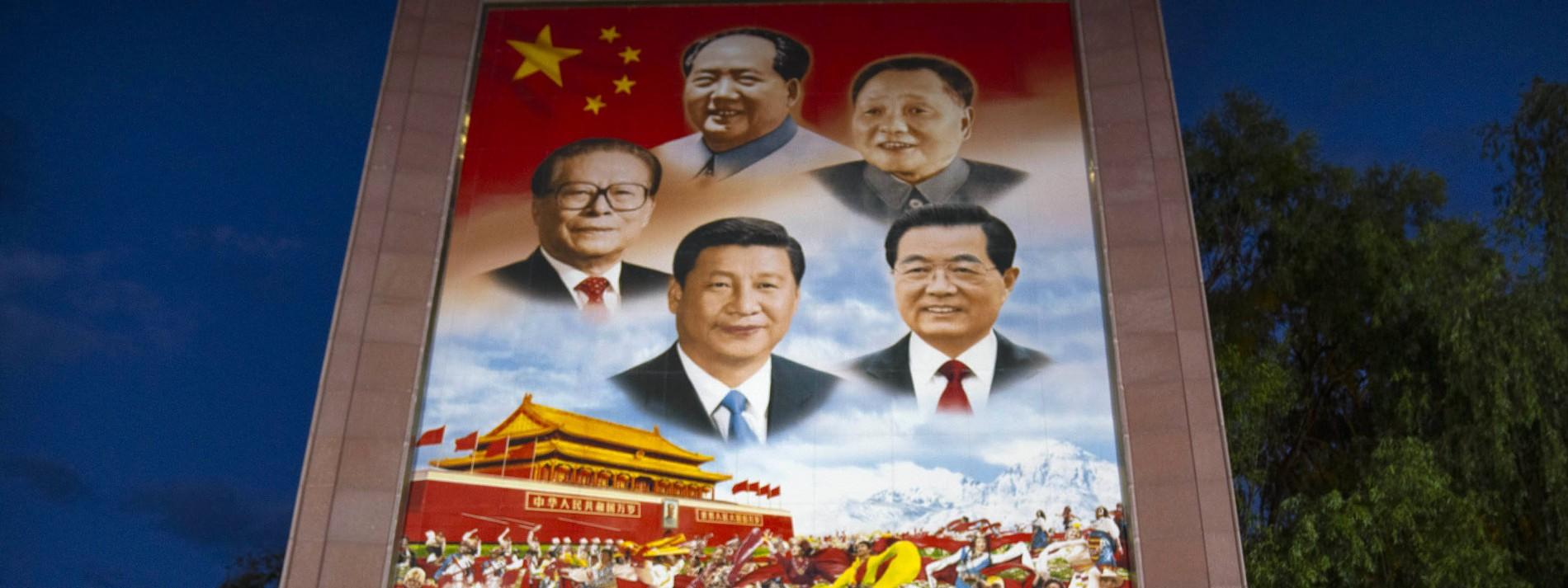Xi Jinping reist zum ersten Mal in seiner Amtszeit nach Tibet