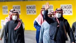 Kann Amerikas Bericht dem saudischen Kronprinzen schaden?