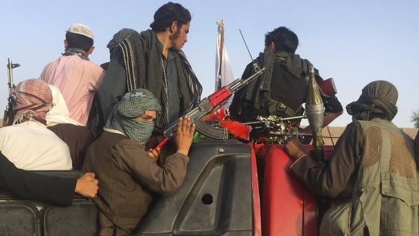 Taliban erobern Kundus