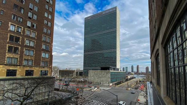 Will Russland das UN-System weiter lähmen?