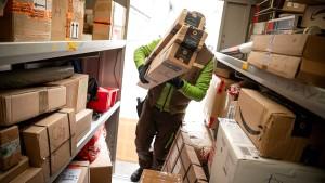 72 UPS-Mitarbeiter mit Coronavirus infiziert