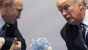 Ein kleiner Sieg für Putin