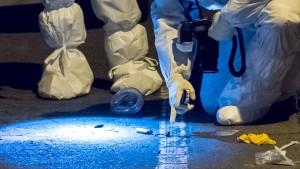 Frau stirbt auf Straße in Hannover