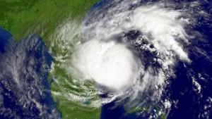 Vor Florida braut sich ein Hurrikan zusammen