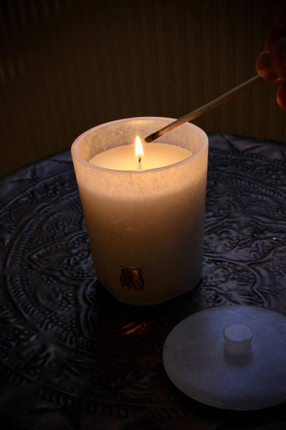 Kerzen mit Tradition: Les Albâtres von Cire Trudon