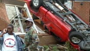 Tote nach Tornados