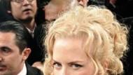 Stahl allen Chanel-Models die Schau: Nicole Kidman