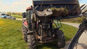 Nach Amokfahrt soll Landwirt dauerhaft in Psychiatrie