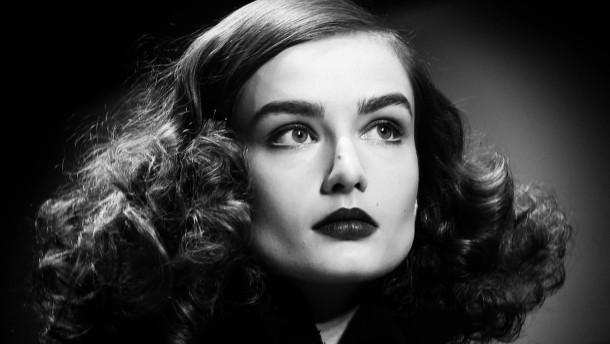 Ist Greta Garbo wieder da?