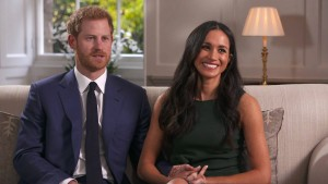 Prinz Harry heiratet Meghan Markle im Mai