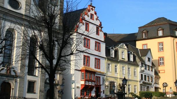 Hachenburg Bew Hrungsstrafe Nach Drohen Mit Kirchensprengung
