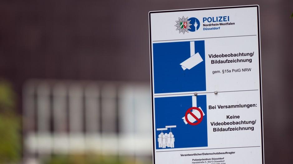 Der Tatort befand sich wohl außerhalb der polizeilichen Videoüberwachung in der Altstadt.