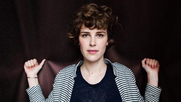 """Carla Juri  - Die unbekannte Schweizer Schauspielerin spielt die Hauptfigur in der Verfilmung von Charlotte Roches Skandalroman """"Feuchtgebiete"""""""